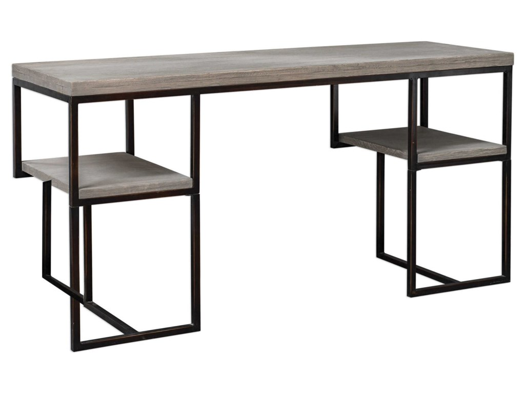 Uttermost Accent FurnitureLeith Modern Writing Desk