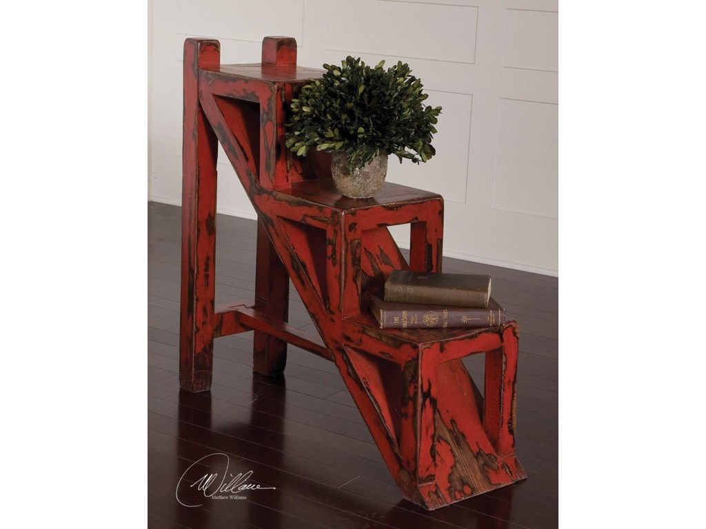 Uttermost Accent FurnitureAsher Accent Table