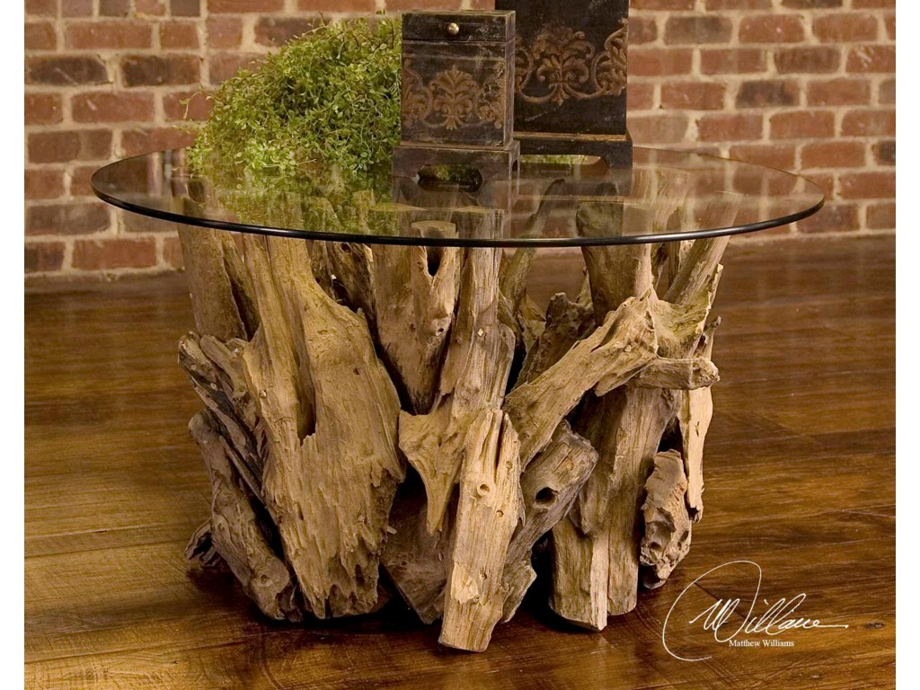 Uttermost Accent FurnitureDriftwood Cocktail Table