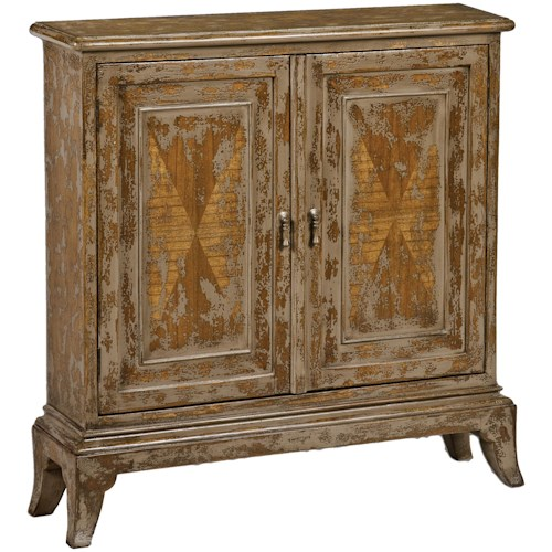 Uttermost Accent Furniture Maguire Console Cabinet