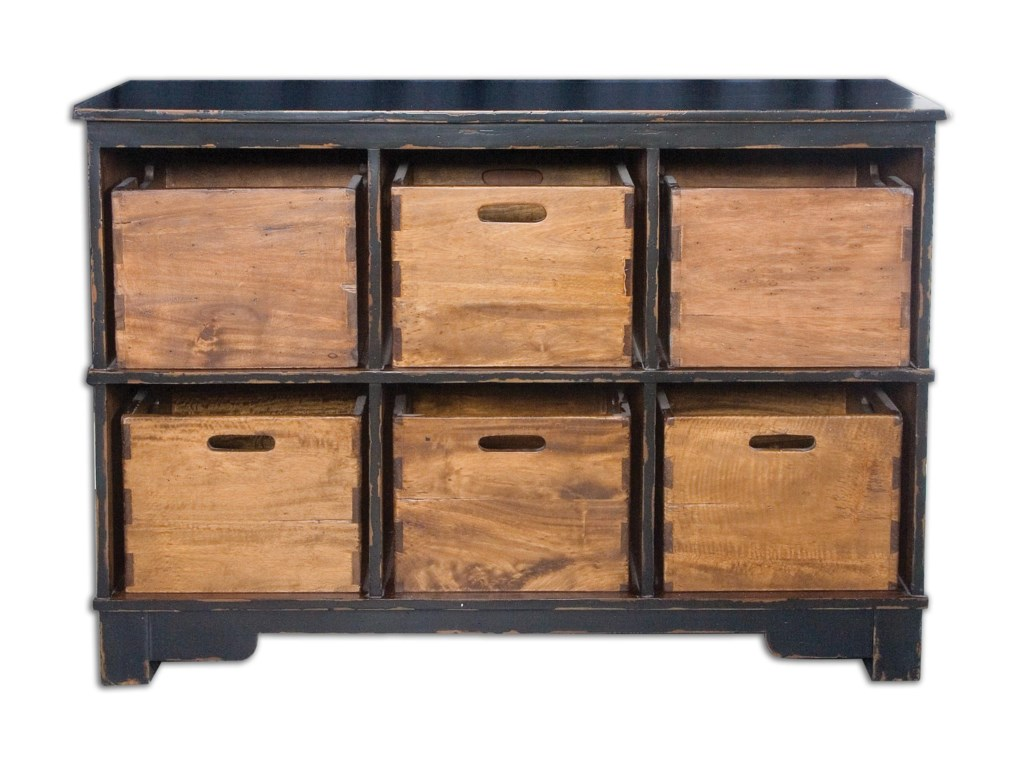 Uttermost Accent FurnitureArdusin Hobby Cupboard