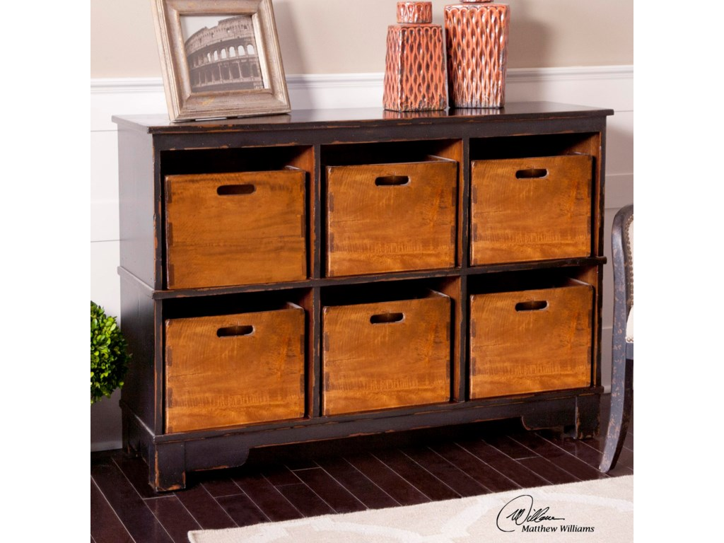 Uttermost Accent Furniture - ChestsArdusin Hobby Cupboard