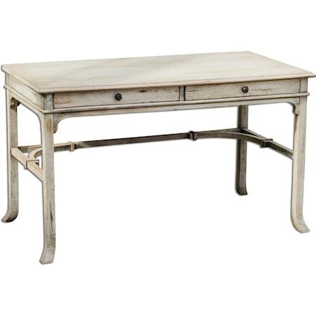 Bridgely Aged Writing Desk