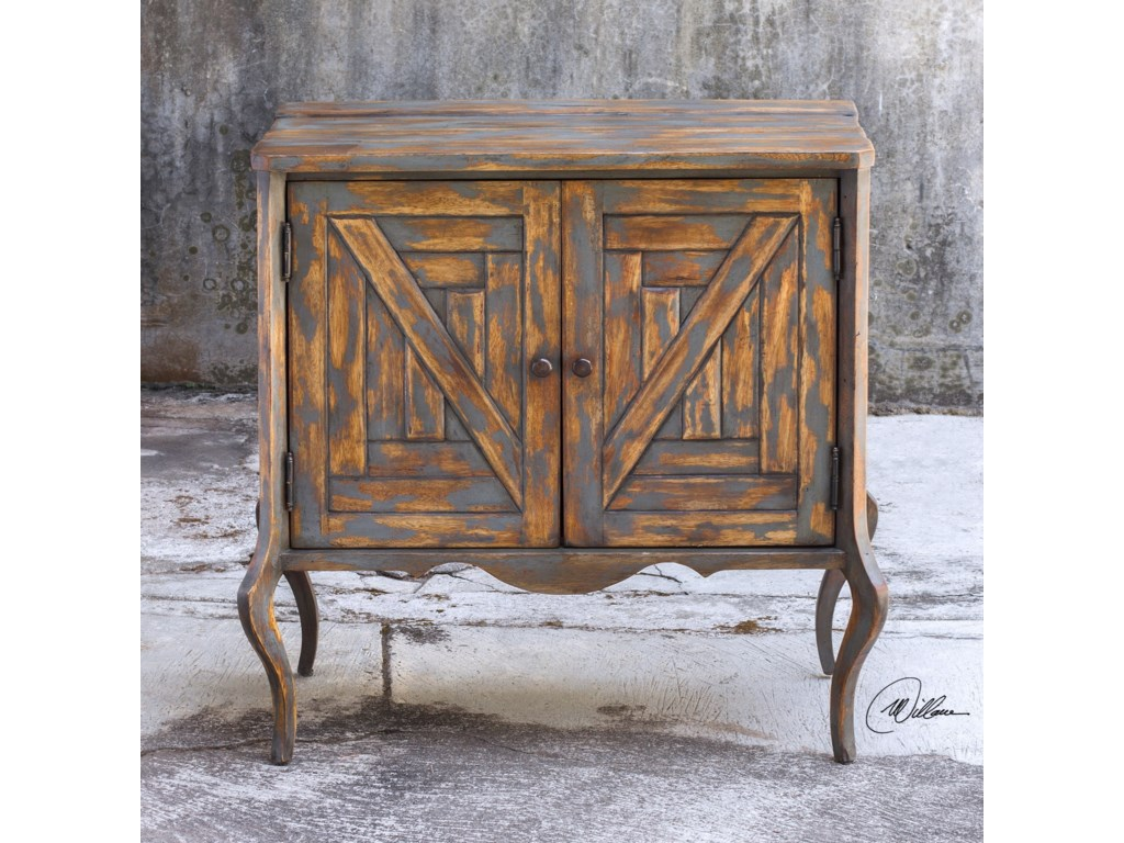 Uttermost Accent FurnitureHolbrook Two Door Accent Chest