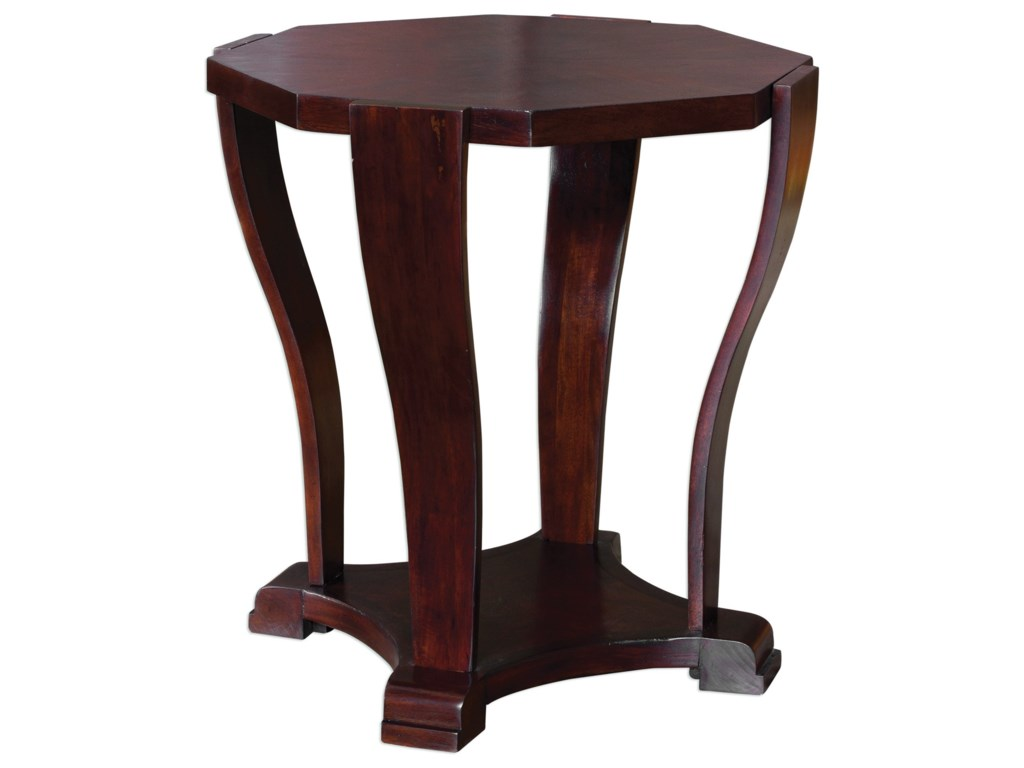Uttermost Accent Furniture - Occasional TablesPallavi Accent Table