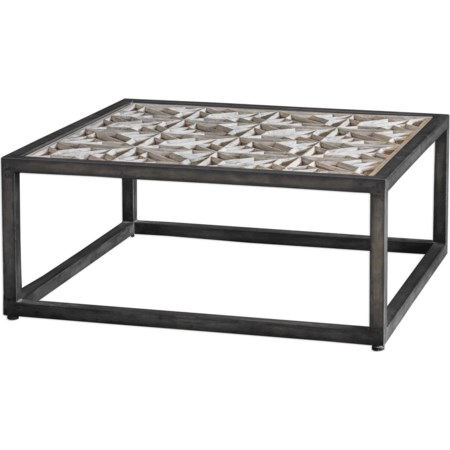 Baruti Industrial Coffee Table