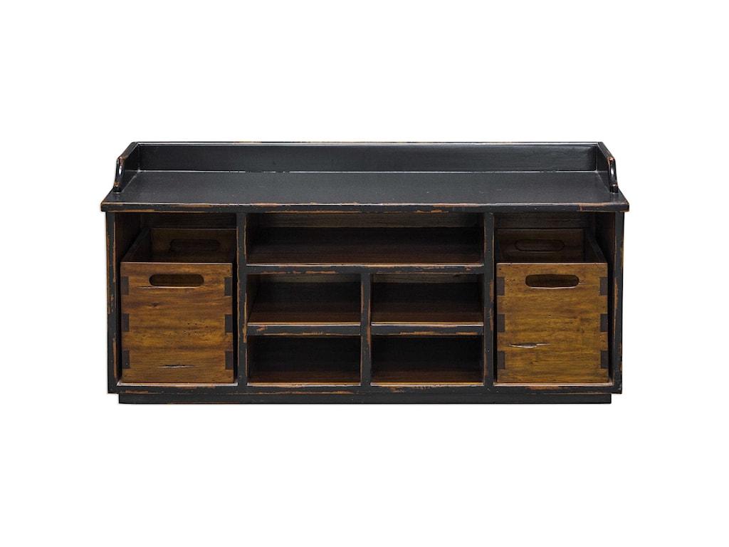 Uttermost Accent FurnitureArdusin Hobby Bench