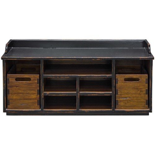 Uttermost Accent Furniture - Benches Ardusin Hobby Bench