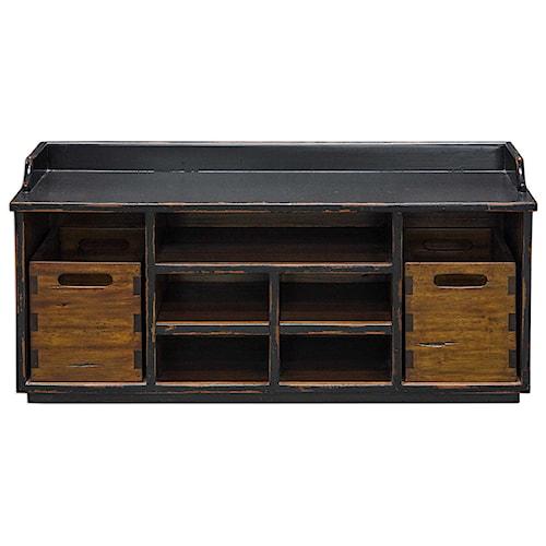 Uttermost Accent Furniture Ardusin Hobby Bench