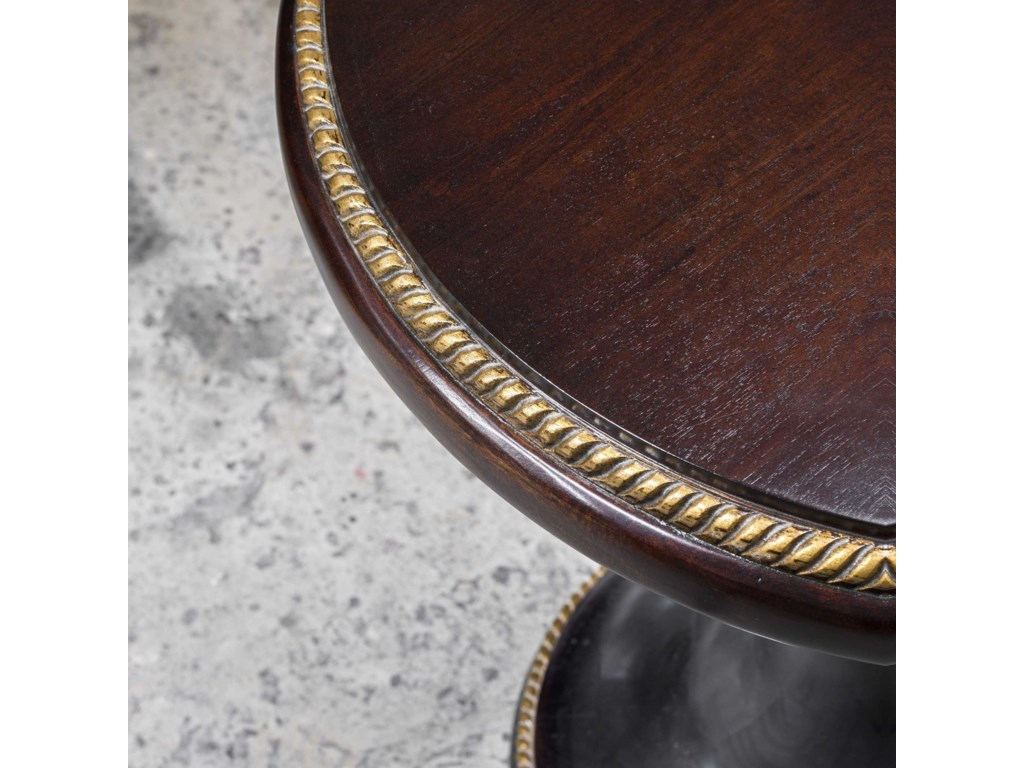 Uttermost Accent FurnitureGriffith Round Accent Table