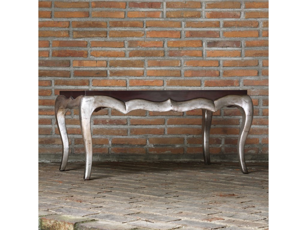Uttermost Accent FurnitureVerena Champagne Coffee Table