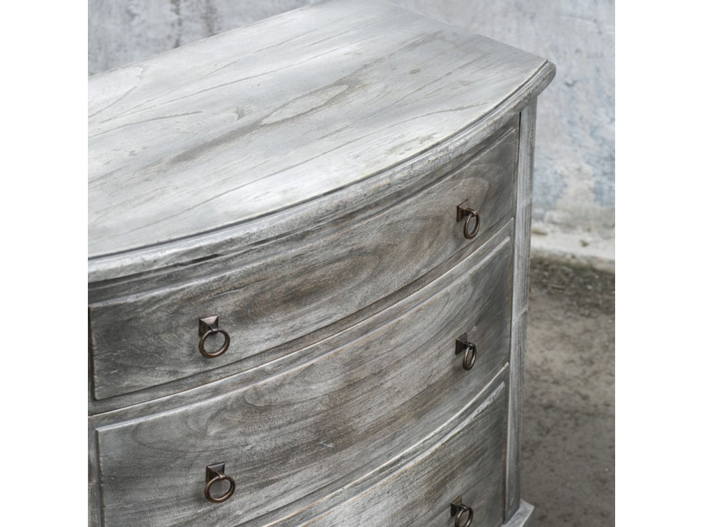 Uttermost Accent Furniture - ChestsJacoby Driftwood Accent Chest