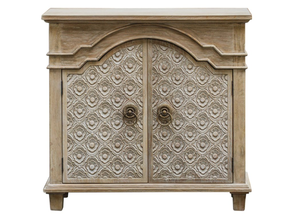 Uttermost Accent FurnitureAllaire French Country Accent Cabinet
