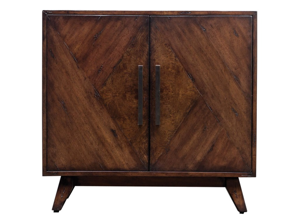 Uttermost Accent Furniture Chests 25835 Liri Mid Century Modern