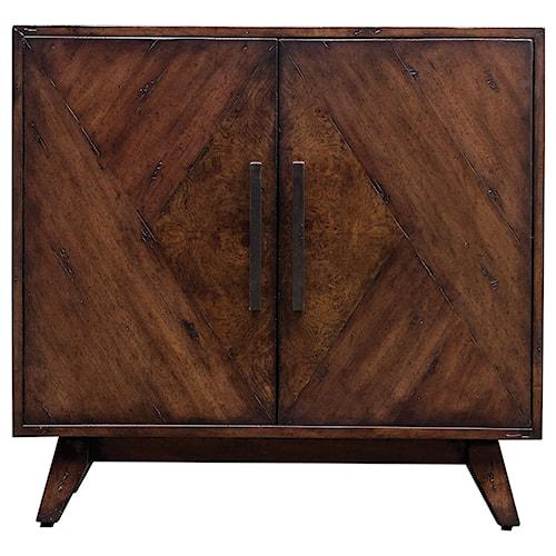 Uttermost Accent Furniture Liri Mid-Century Modern Accent Cabinet