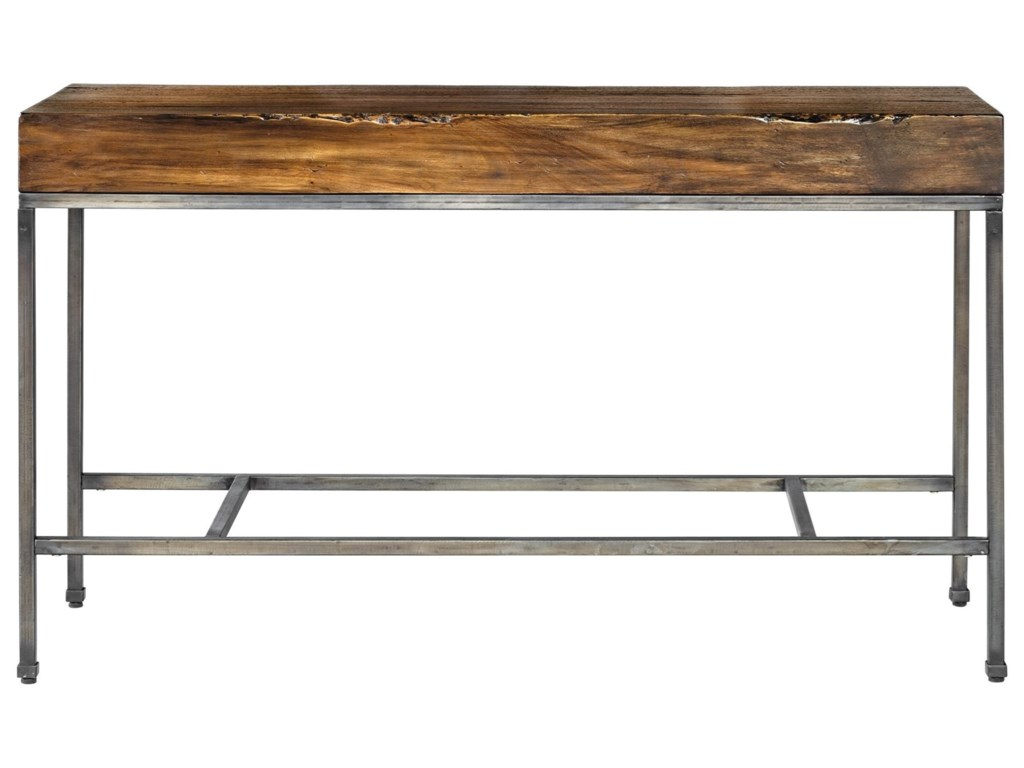 Uttermost Accent FurnitureDelsin Wood Slab Console Table