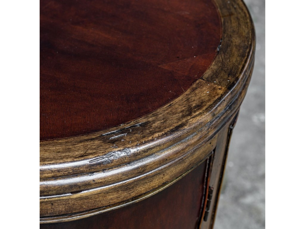 Uttermost Accent FurnitureMuraco Drum Accent Table