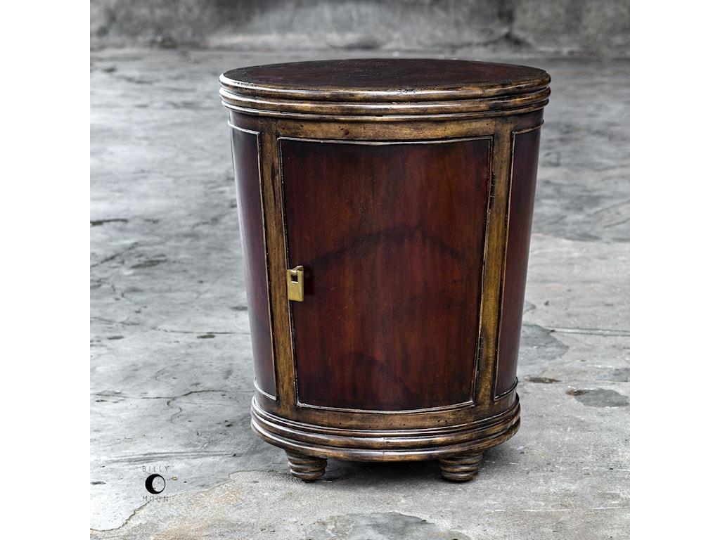 Uttermost Accent FurnitureMuraco Drum Accent Table