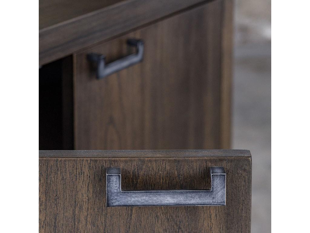 Uttermost Accent FurnitureNadie Light Walnut Console Cabinet