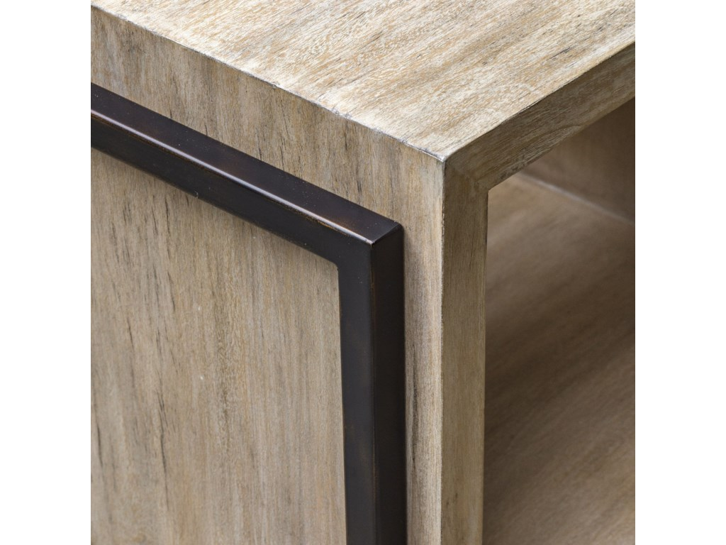 Uttermost Accent FurnitureKailor Modern End Table