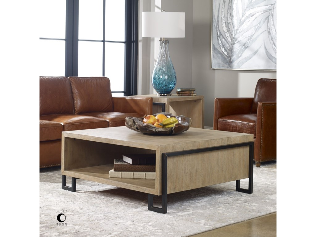 Uttermost Accent FurnitureKailor Modern Coffee Table