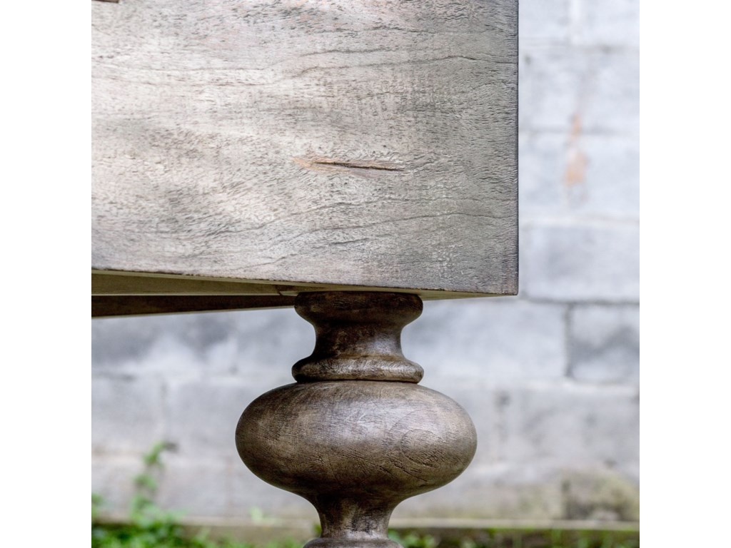 Uttermost Accent FurnitureNikita Driftwood Coffee Table