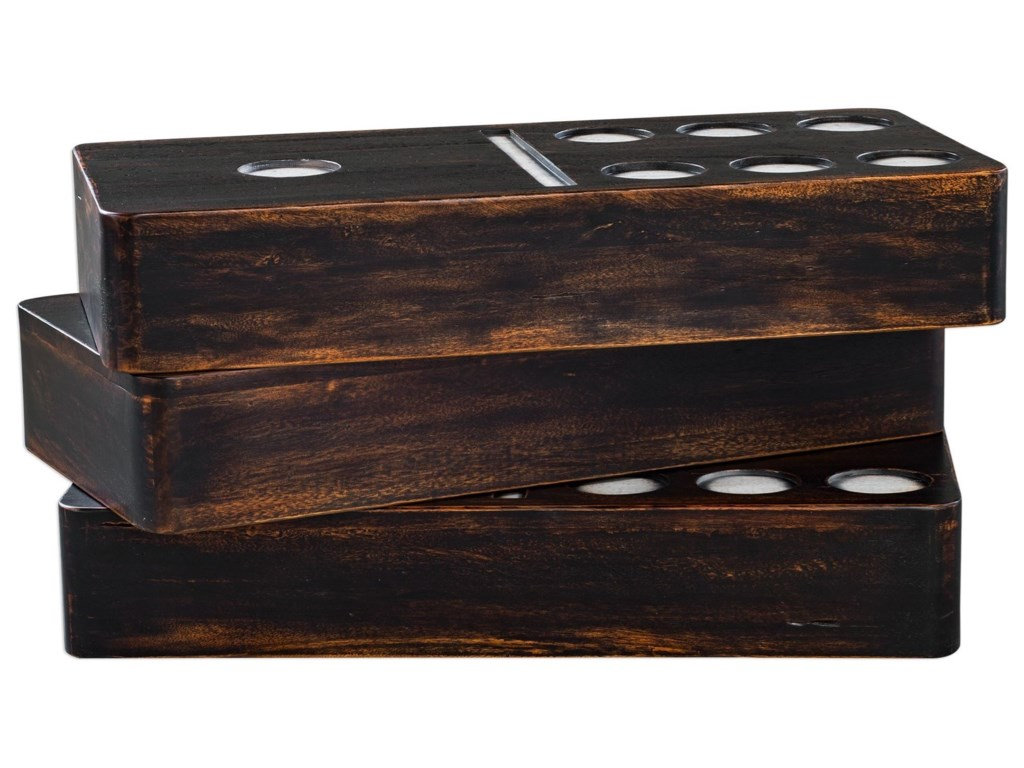 Uttermost Accent FurnitureBodie Domino Coffee Table