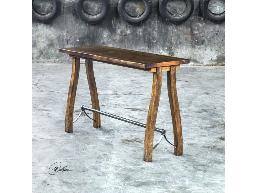 Uttermost Accent FurnitureWestlyn Bar Table