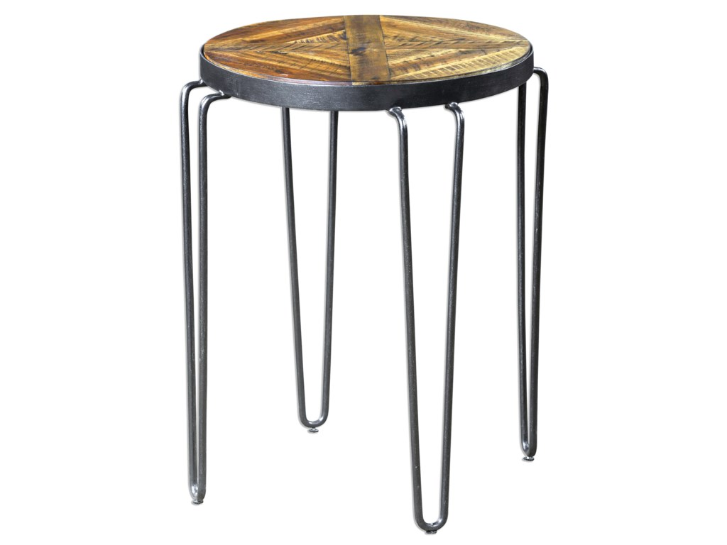 Uttermost Accent FurnitureStelios Round Accent Table
