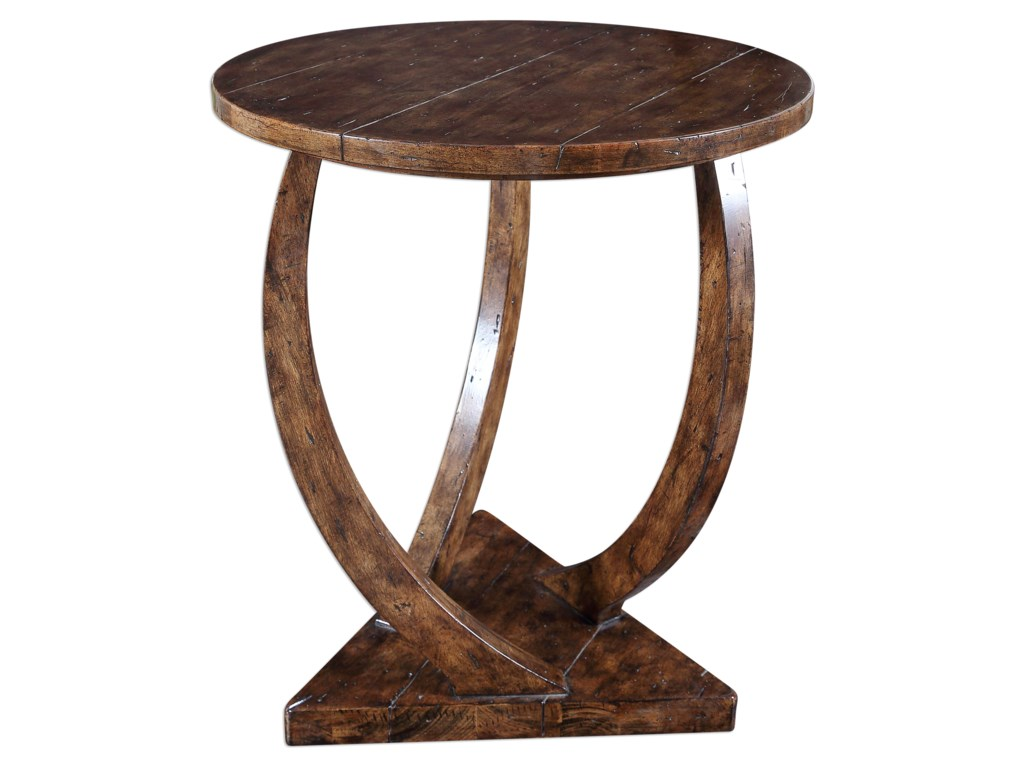 Uttermost Accent FurniturePandhari Round Accent Table