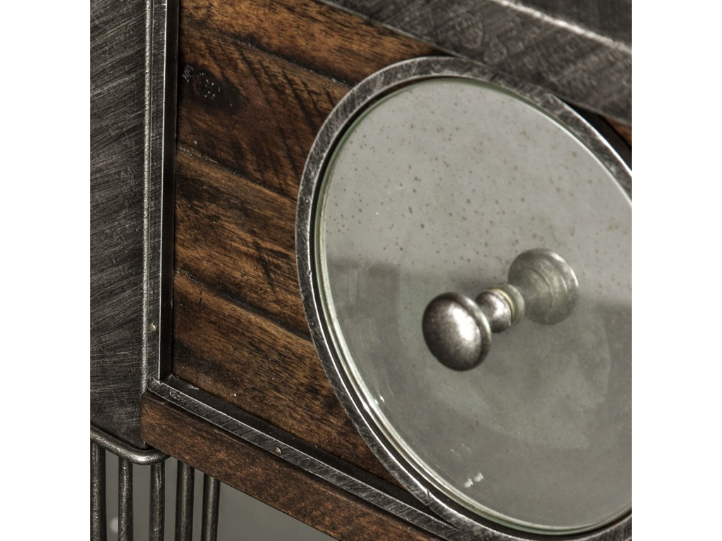 Uttermost Accent FurniturePatten Distressed Walnut Console Table