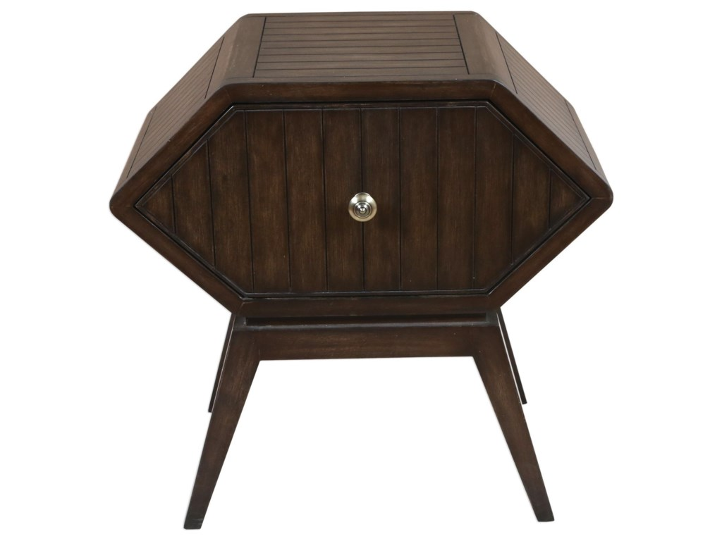 Uttermost Accent FurnitureAnapo Retro Accent Table