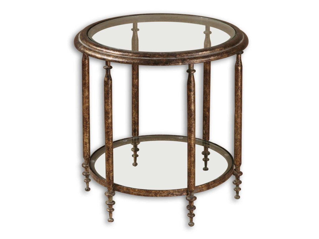 Uttermost Accent FurnitureLeilani Accent Table