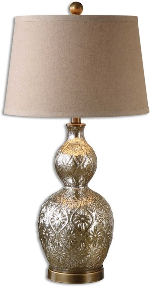 Uttermost Accent Furniture Diondra Table Lamp