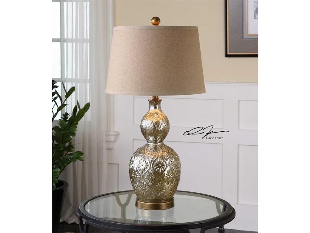 Uttermost Accent FurnitureDiondra Table Lamp