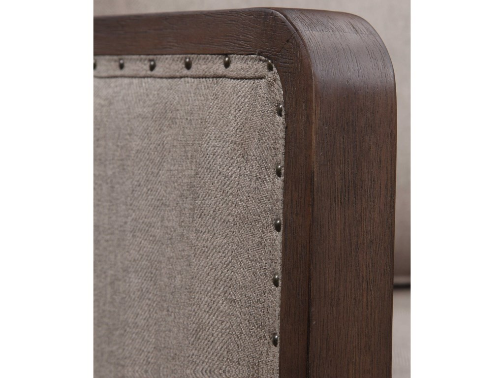 Uttermost Accent Furniture - Accent ChairsEnnis Contemporary Accent Chair