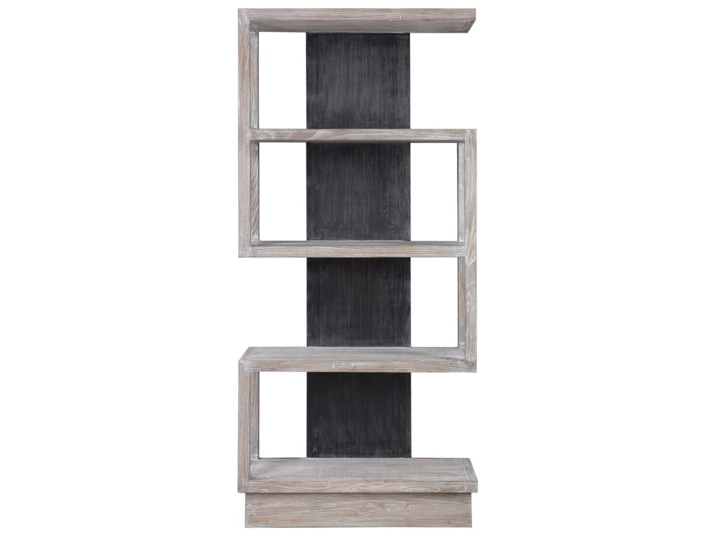 Uttermost Accent Furniture - BookcasesNicasia Modern Etagere