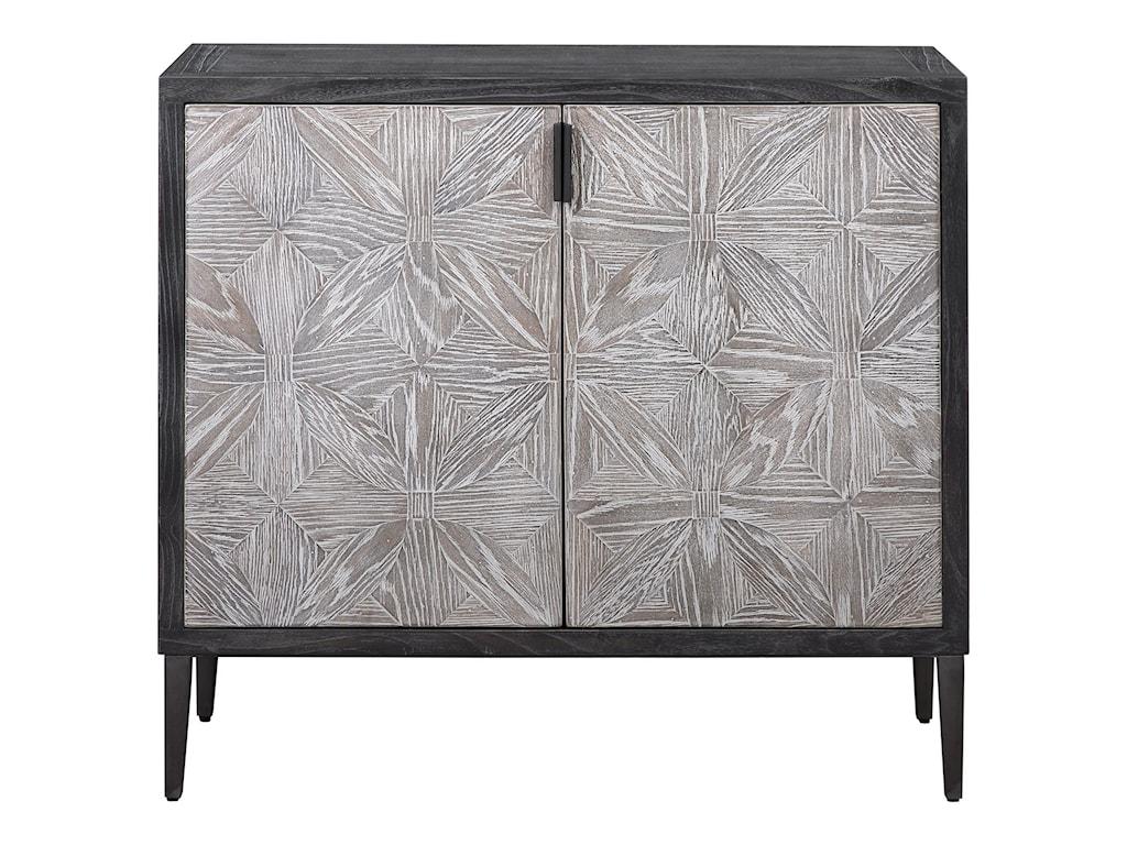 Uttermost Accent Furniture - ChestsLaurentia 2 Door Accent Cabinet