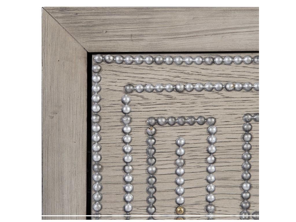 Uttermost Accent Furniture - ChestsDevya Gray Oak Accent Chest