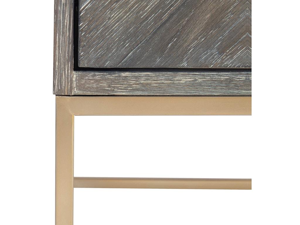 Uttermost Accent Furniture - ChestsArmistead Dark Walnut Drawer Chest