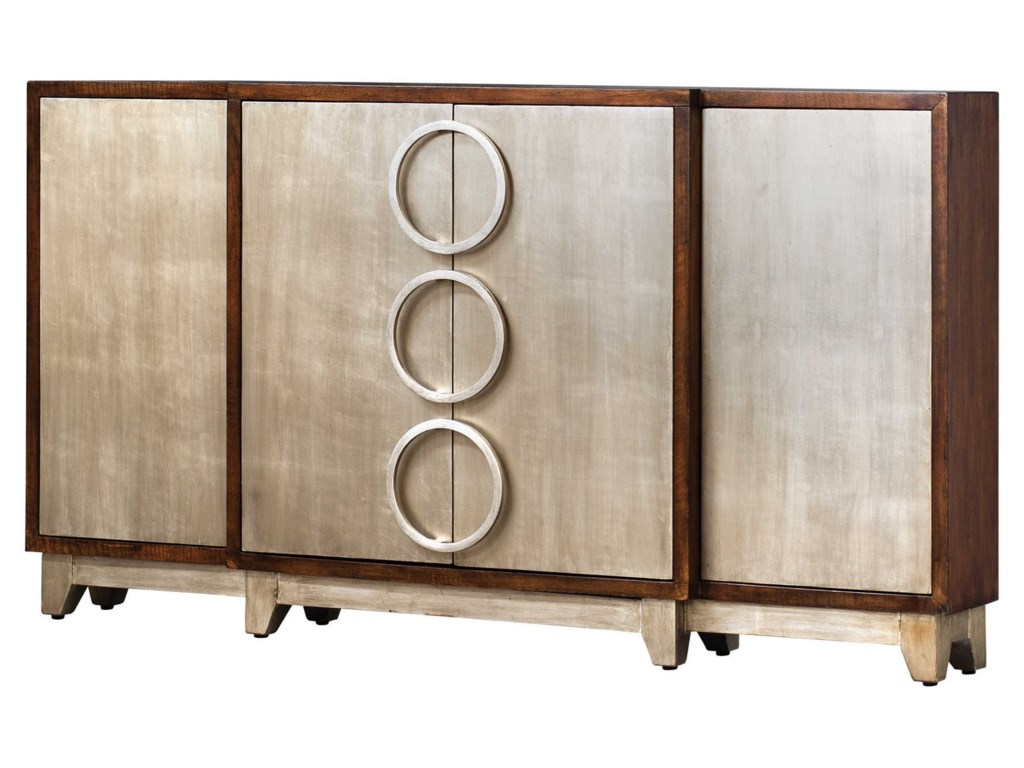 Uttermost Accent Furniture - ChestsJacinta Modern Console Cabinet