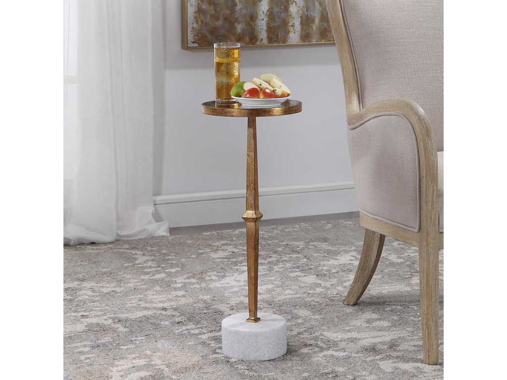 Uttermost Accent Furniture - Occasional TablesMiriam Round Accent Table