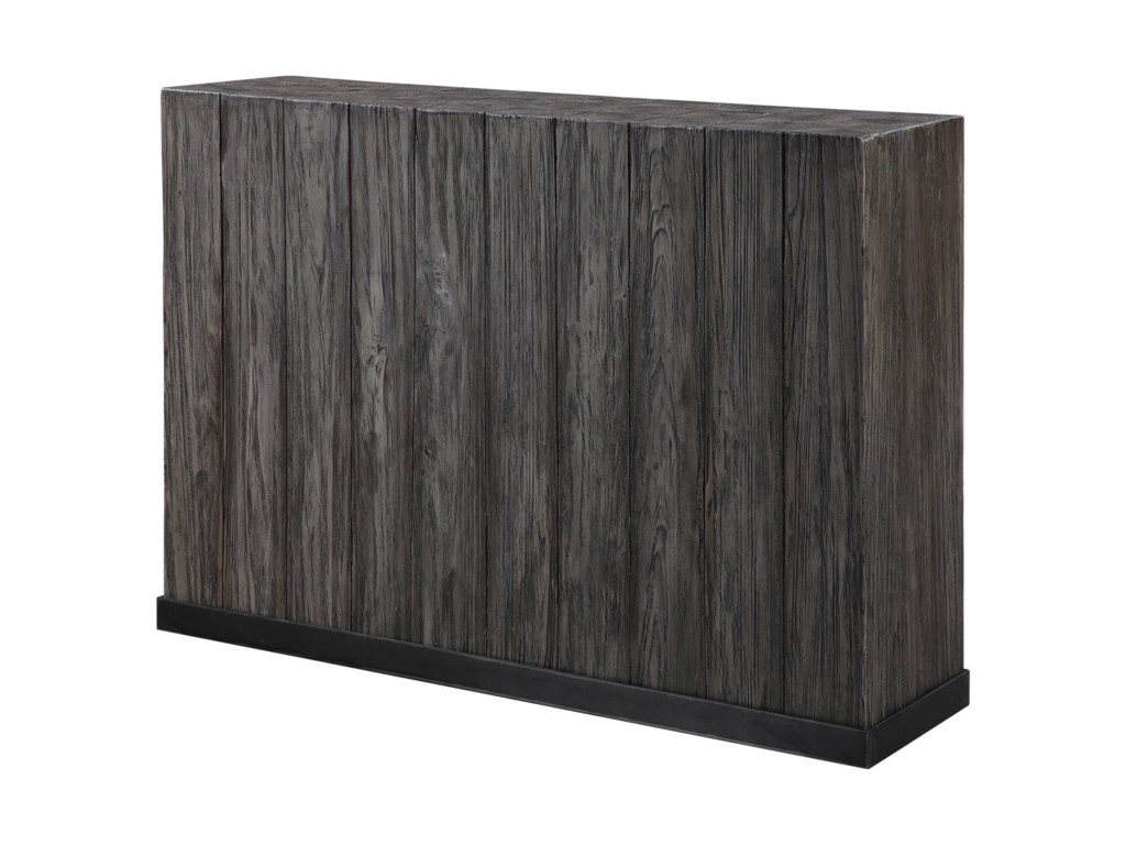 Uttermost Accent Furniture - Occasional TablesLatham Reclaimed Wood Console Table