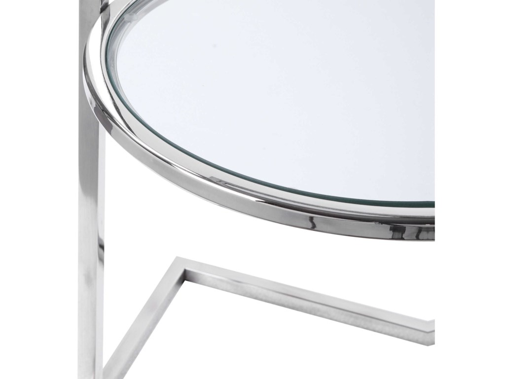 Uttermost Accent Furniture - Occasional TablesKirby Modern Accent Table