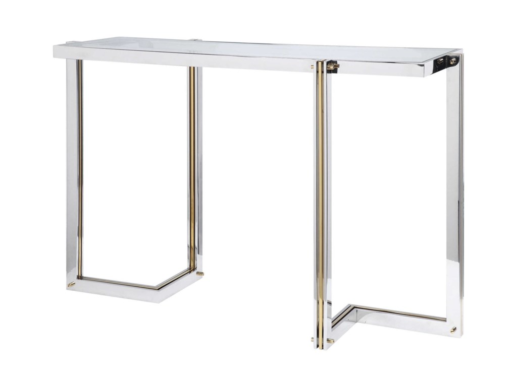 Uttermost Accent Furniture - Occasional TablesLocke Modern Console Table