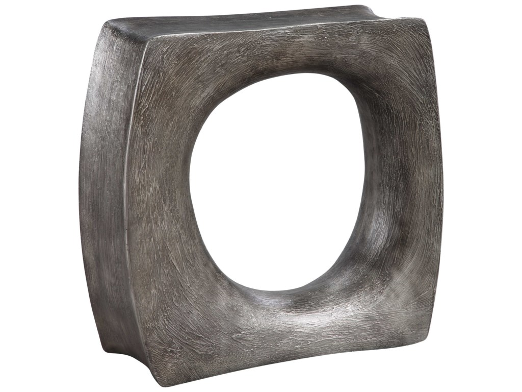 Uttermost Accent Furniture - Occasional TablesValira Modern Side Table