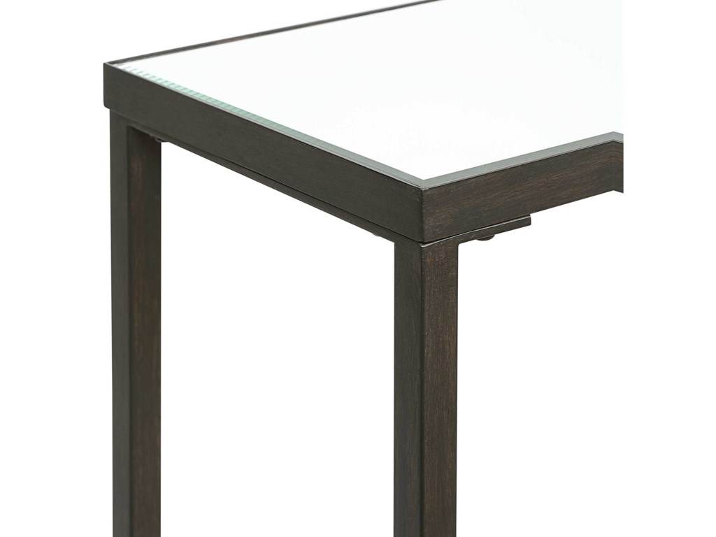 Uttermost Accent Furniture - Occasional TablesHayley Black Console Table
