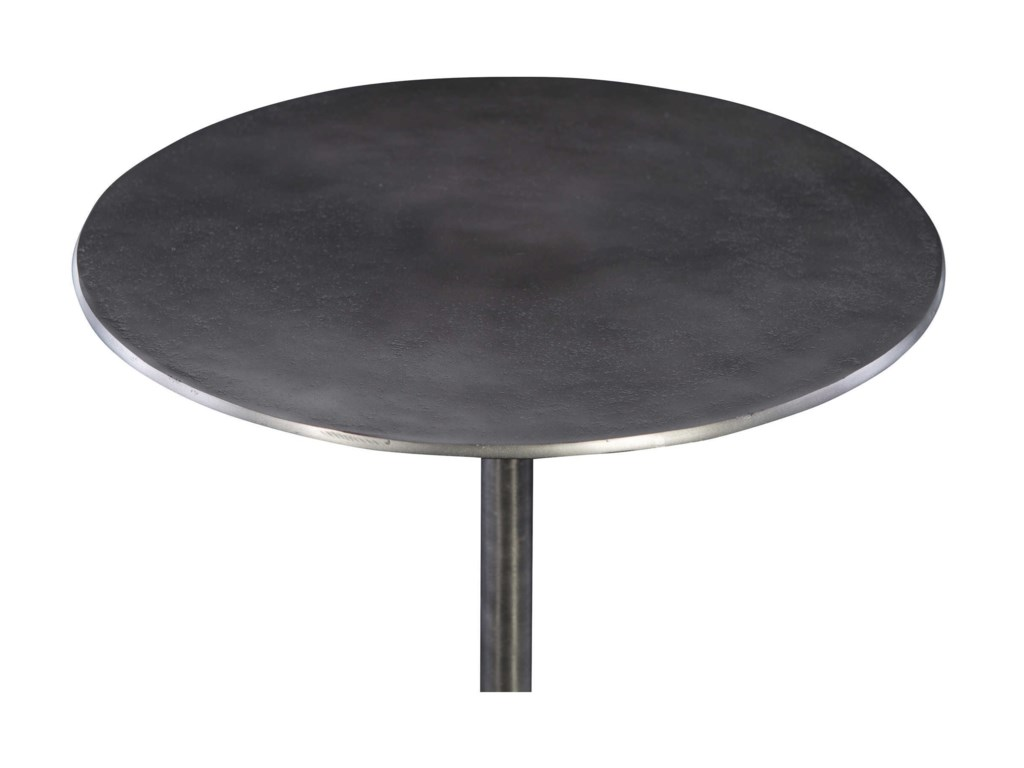 Uttermost Accent Furniture - Occasional TablesBeacon Industrial Accent Table