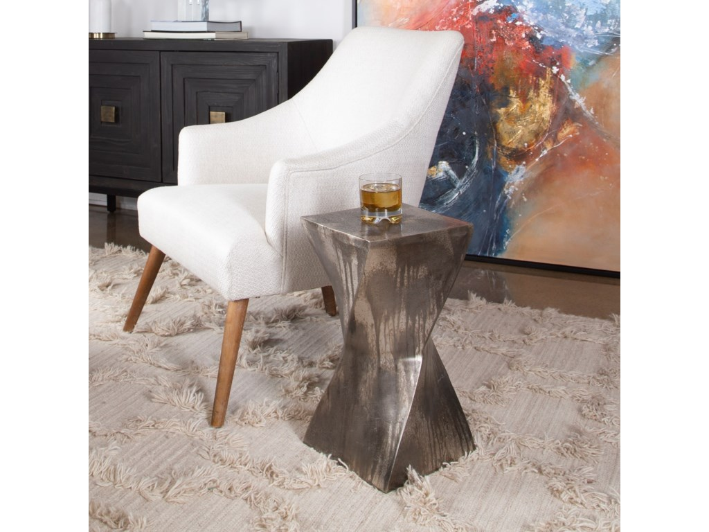 Uttermost Accent Furniture - Occasional TablesEuphrates Accent Table