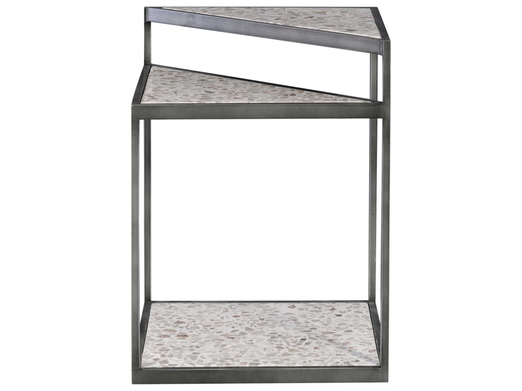 Uttermost Accent Furniture - Occasional TablesTerra Modern Accent Table